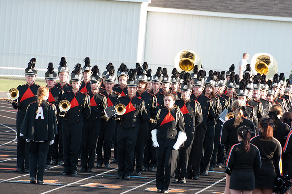 Alma High School Band